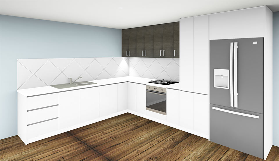 Custom flat pack kitchens online ordering system diy design need help with your kitchen solutioingenieria Images